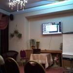 VIP-зал второго дня тренинга-семинара.