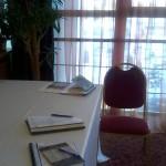 Рабочее место участников семинара))