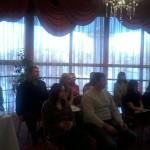 Участники семинара приехали из разных городов — Ярославля, Владимира, Новгорода и др.