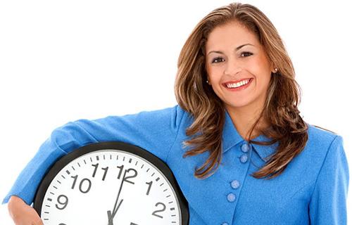 время и женщина