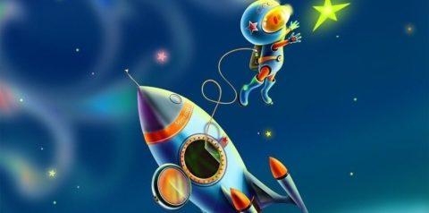 Международный день полета человека в космос!