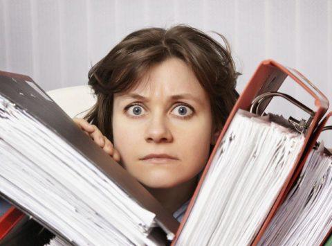 5 секретов бухгалтера или как избежать неизбежного стресса.